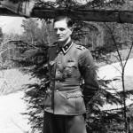 Rochus Misch am Obersalzberg va. 1941