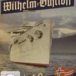 DVD Mit der Wilhelm Gustloff in Norwegen