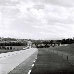 Autobahn zwischen München und Salzburg