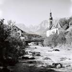 Ramsau Kirche St. Sebastian