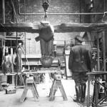 Atelier des Bildhauers
