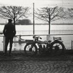 Hochwasser in Köln 1931 - Oberländer Werft
