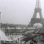 Weltausstellung Paris Eifelturm