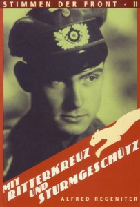 Mit Ritterkreuz und Sturmgeschütz