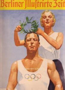 Sonderheft Berliner Illustrierte Zeitung Olympia 1936