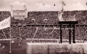 Olympisches Feuer 1936