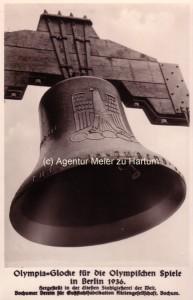 Olympia 1936 Glocke aus Bochum