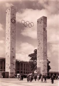 Olympia 1936 Osttor