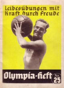 Olympia Hefte 1936
