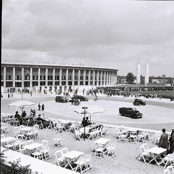 bücher olympia 1936