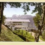Der Berghof in Farbe Innenansicht