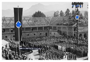 Ordensburg Sonthofen Richtfest