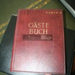 """Gästebuch """"Carin"""""""